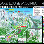 Lake-Louise-Piste-Map-Front