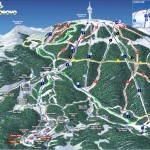Pamporovo-Piste-Map