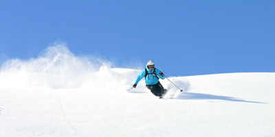 Finding the sweetspot to skiing success
