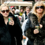 Goldie Hawn and Kate Hudson - Aspen