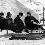 The Beatles - Obertauern - CREDIT @thebeatles