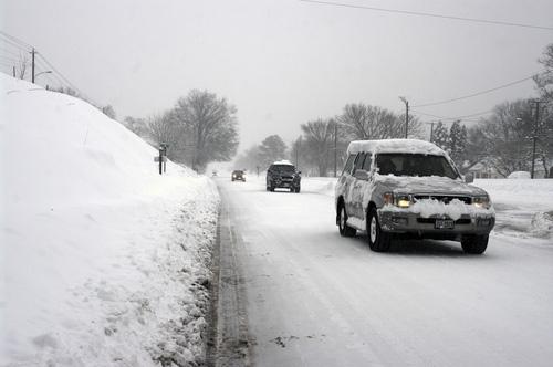Ski Drive Safety Tips