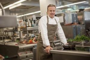Head Chef Gottfried Prantl - credit Alexander Lohmann