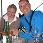 Monika Wockl and Michael Waschl