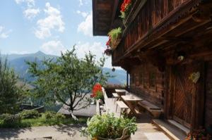 Jausenstuberl Oberthaler in Alpbach
