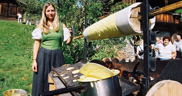 Taste the magic food in Alpbachtal Seenland