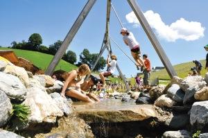 Family fun at Hexenwasser
