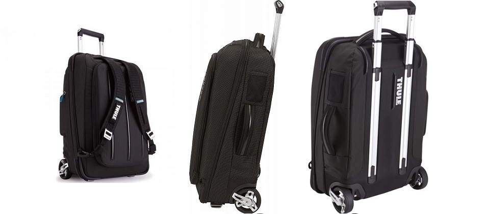 thule_38L bag Slider trio