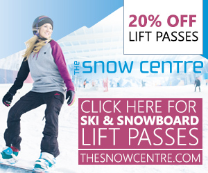 The Snow Centre ski snowboard passes