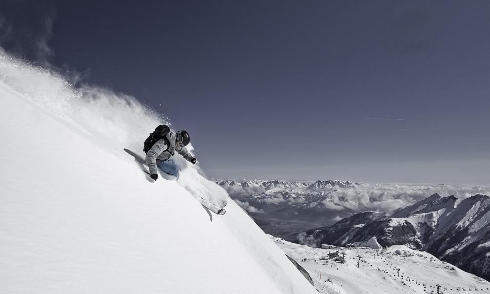 Ski Like Graham Bell