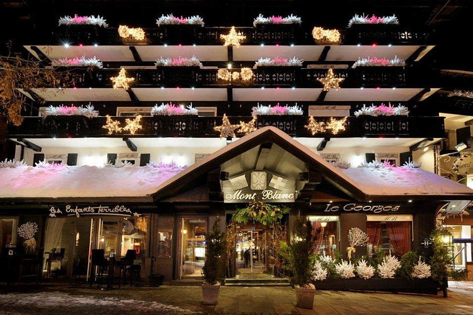 L'Hotel Mont-Blanc