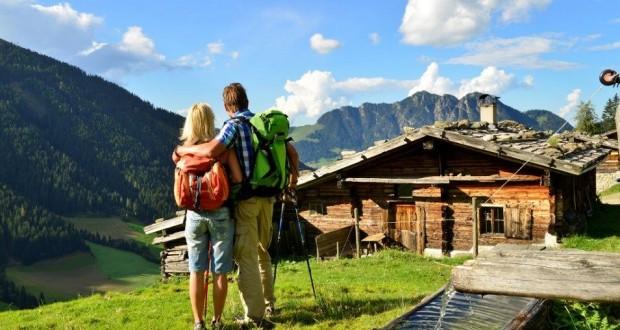 Hiking High life in Alpbach Seenland