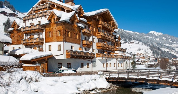 Win a super luxe ski break in Austria