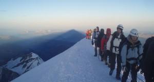 Death Mountain challenge