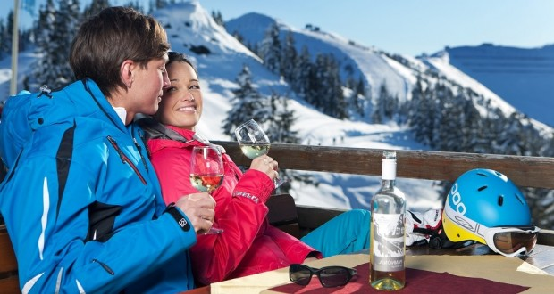 Join the ski elite and win a trip
