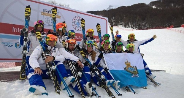 Britain Turns Heads at Interski 2015