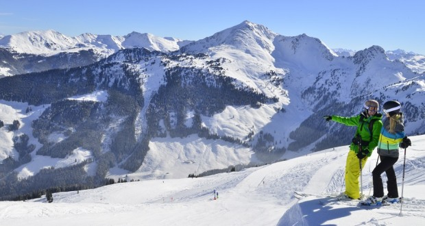 Ski Jewel, Austria's prettiest region
