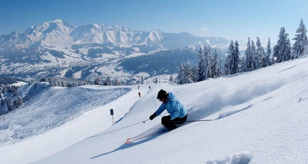 Curl up with Carly and get ski fit