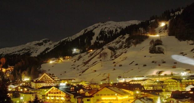 Arlberg catches up