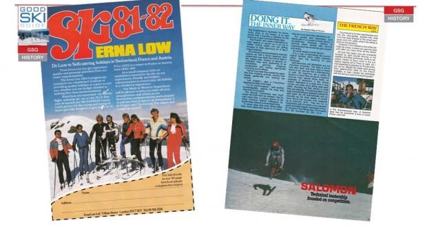 Erna Low – the UK's first ski tour operator