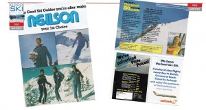 Neilsons stormed on to ski market in the late 1970s
