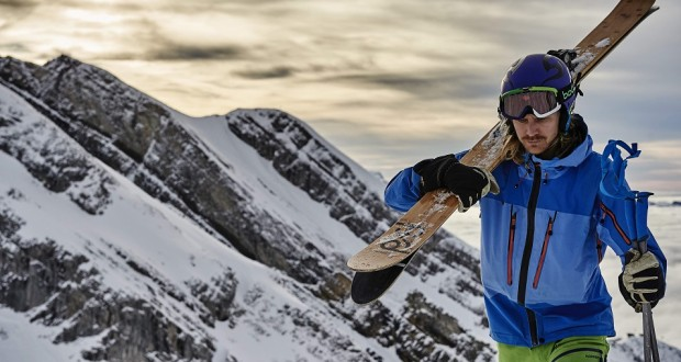 Pure Freeride Design launches handmade Bamboo skis