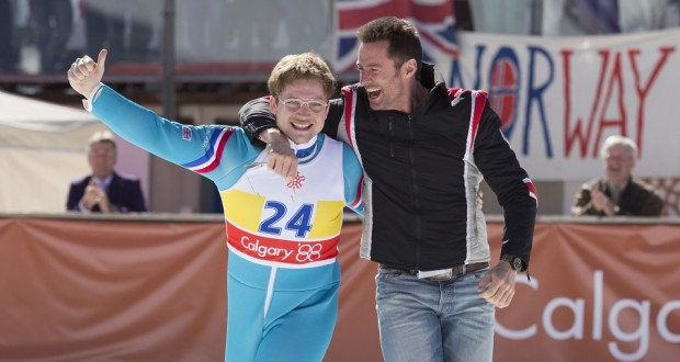We discover the real Eddie the Eagle