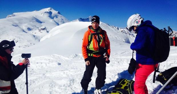 A good day to Ski Hard