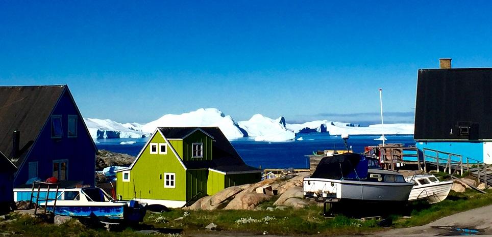 lead image Greenland