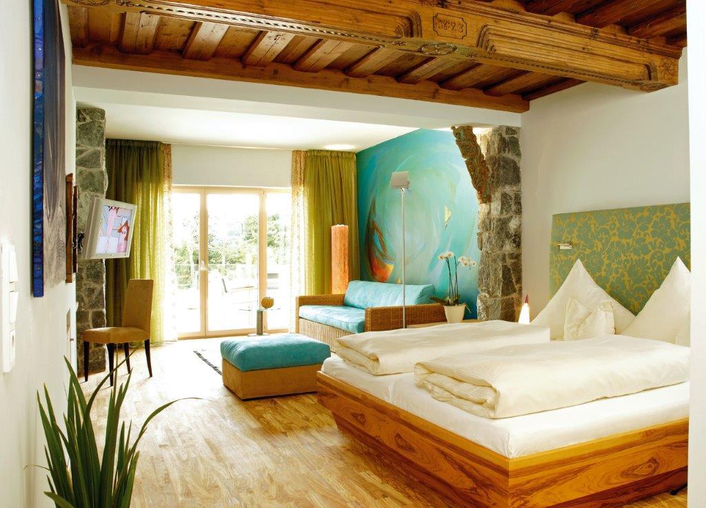 Krallerhof - fabulous rooms