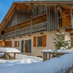 Chalet in French Alps – Haute Savoie – Authentic 4-bedroom chalet close to Le Grand Bornand and La Clusaz ski resorts