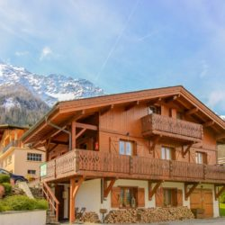 Chalet in French Alps – Haute Savoie – Les Houches- Five bedroom ski chalet with hot-tub + one bedroom independent apartment- perfect family home or business opportunity.