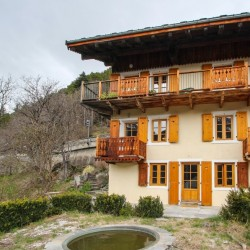 Chalet in French Alps – Savoie – Luxurious Alpine home with separate apartment