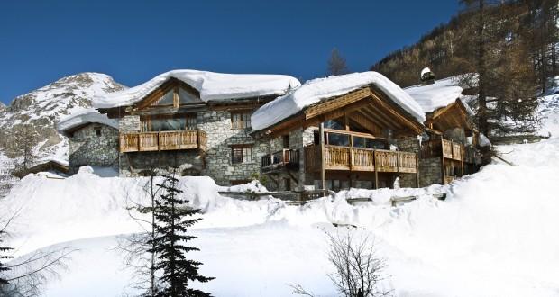 Le Chardon, Val d'Isere