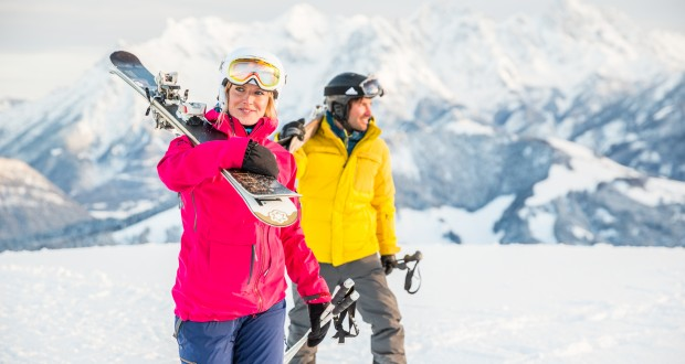 WIN £5,000 Luxury Holiday in Kitzbühel Alps