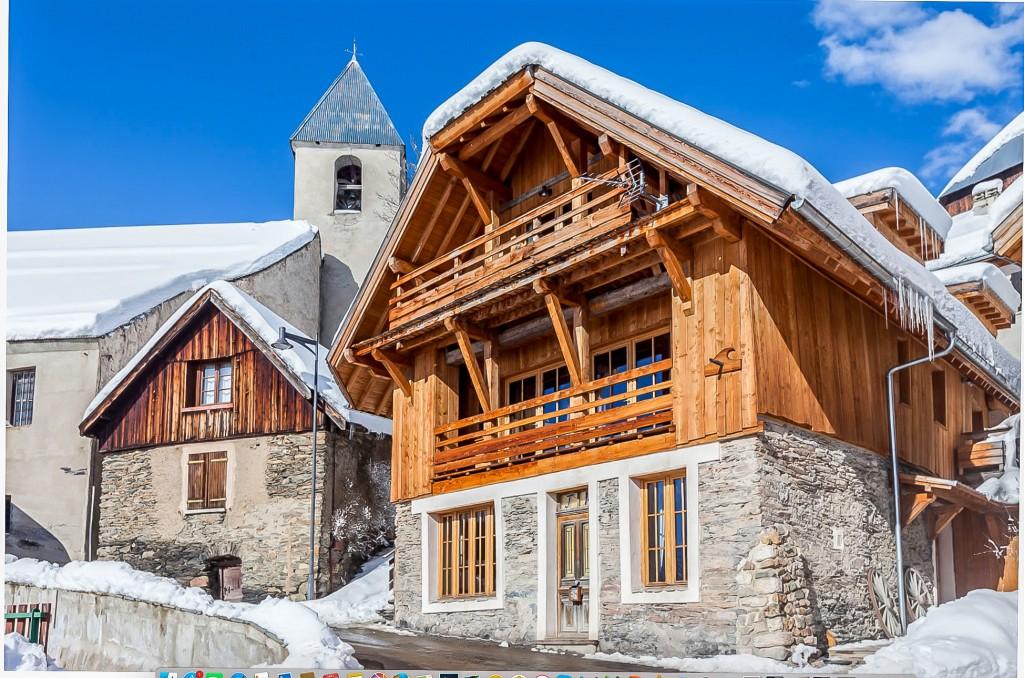 65337 - Chalet Alpe d'Huez