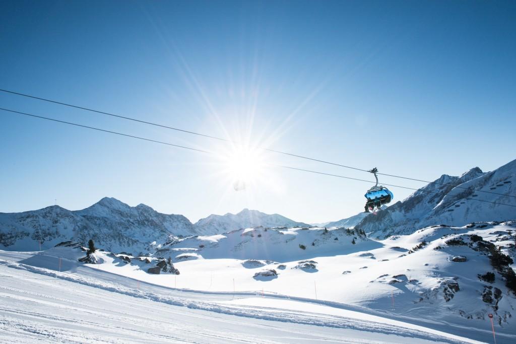 Snowy Obertauern