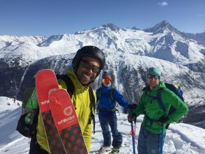 vallorcine ski tour (1)