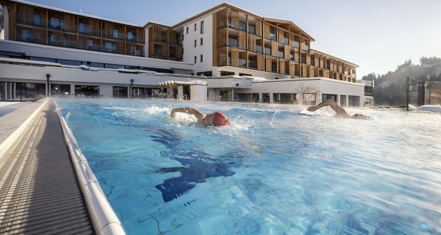 Skiwelt gets a new sporthotel