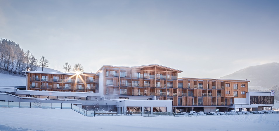 HoheSalve's new sporthotel