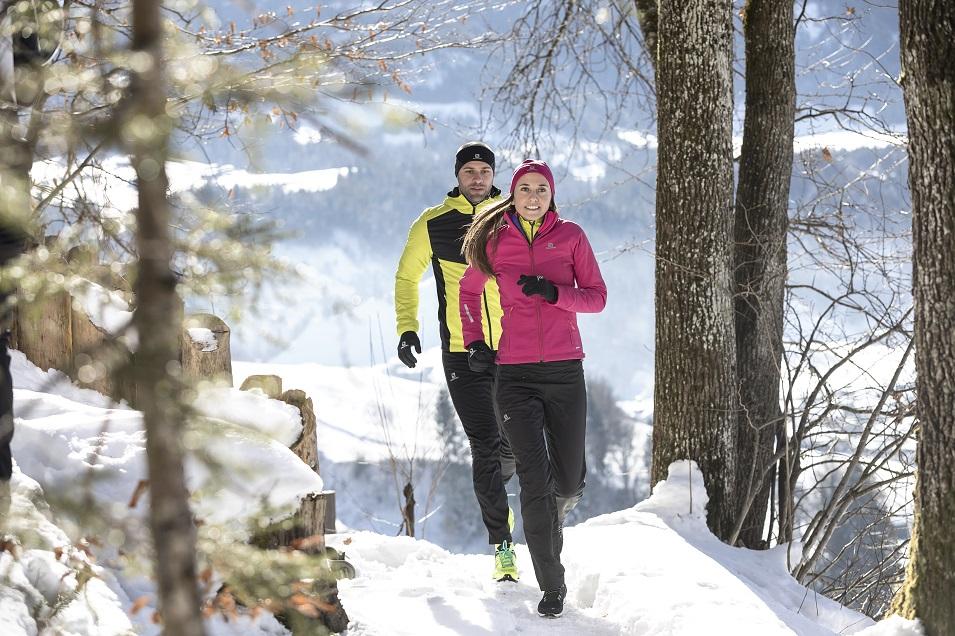 Hotel fitness trail