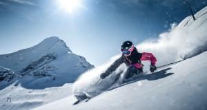 100% snow guaranteed in Zell am See-Kaprun