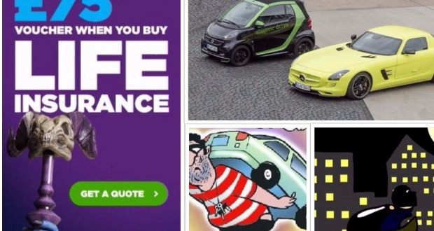 Flack  off – you're so Moneysupermarket!