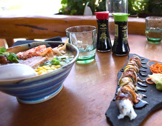 Japanese tapas at Kuma Yama