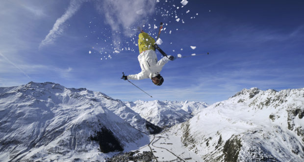 Head over heels with Andermatt