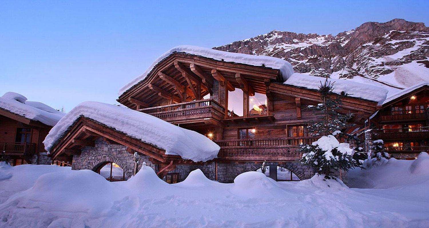Brits win France's best chalet award – again