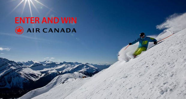 Win a ski week to Canada's best with Canada's best airline