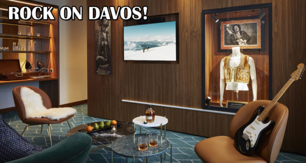 ROCK ON DAVOS!