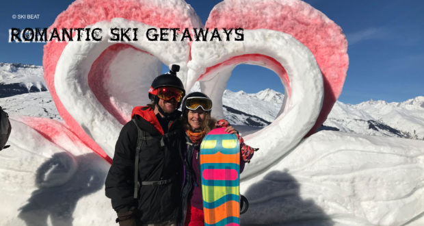 Romantic ski getaways