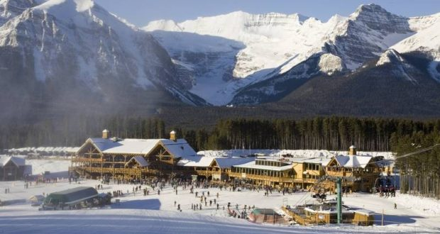 The world's good and great have all  visited Lake Louise